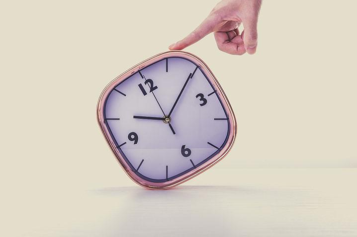 マインドフルネスと時間