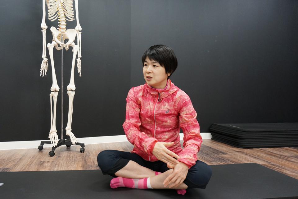 走ることにピラティスはどう役立つか?元日本代表ランナー市河麻由美さんに聞く