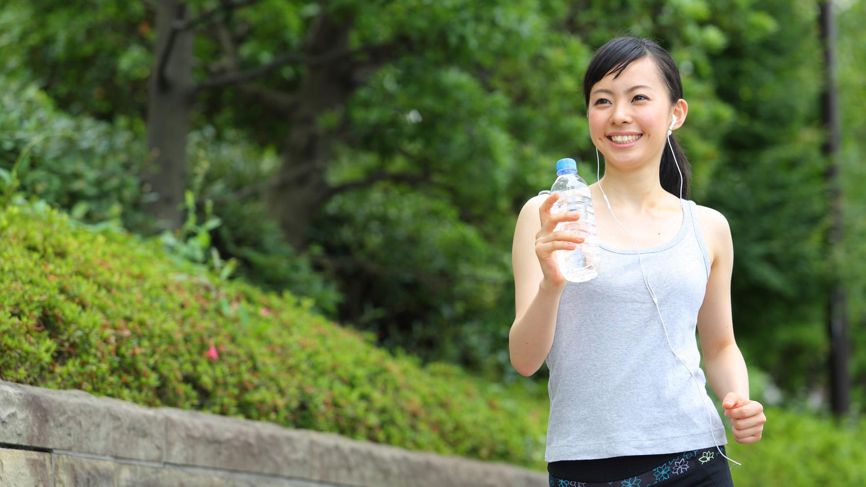 ダイエット効果を高める!有酸素運動の方法について