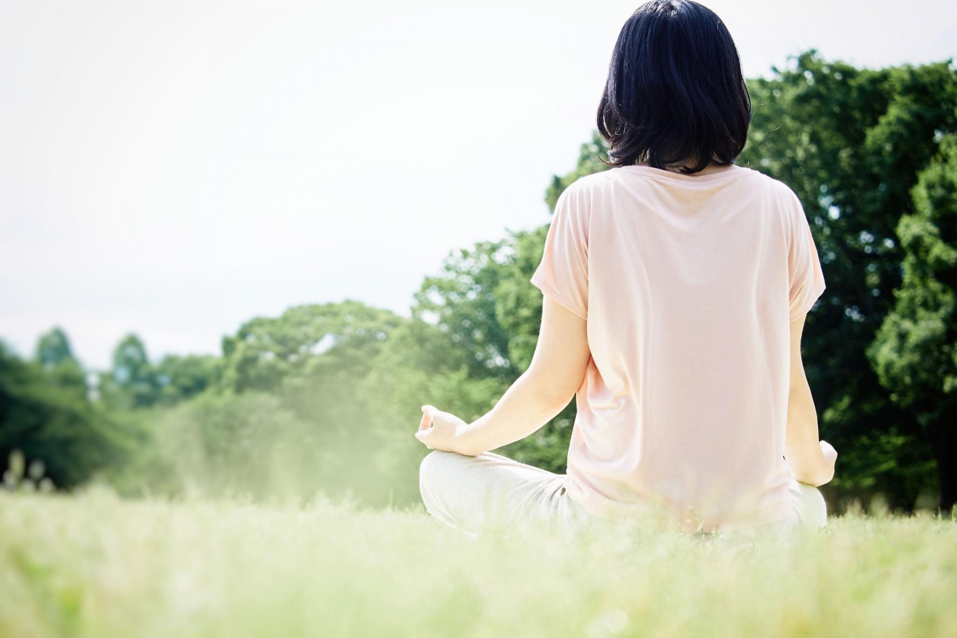 ヨガの瞑想を高めるポーズとは?
