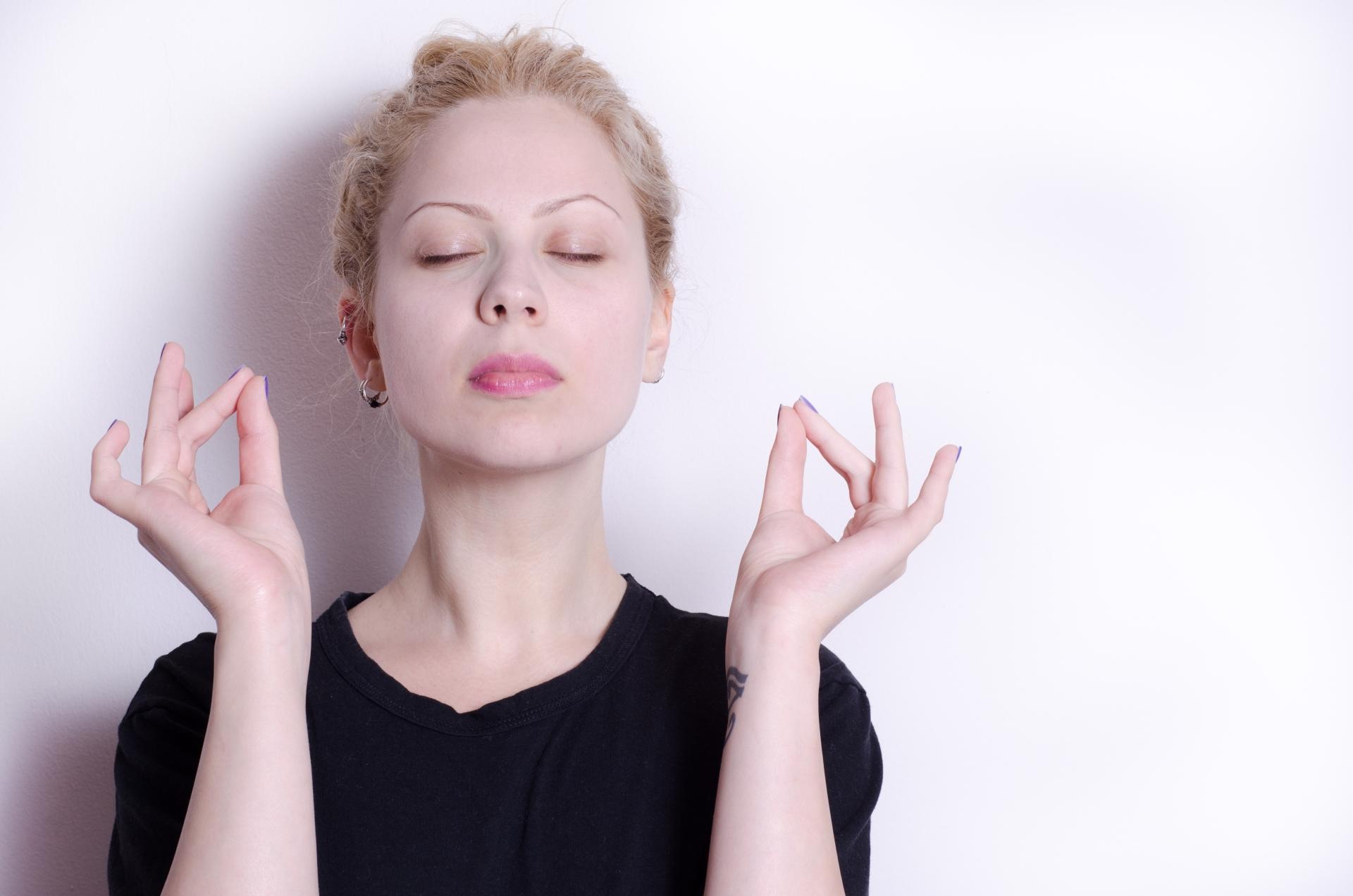 瞑想で自律神経を整えることができる?