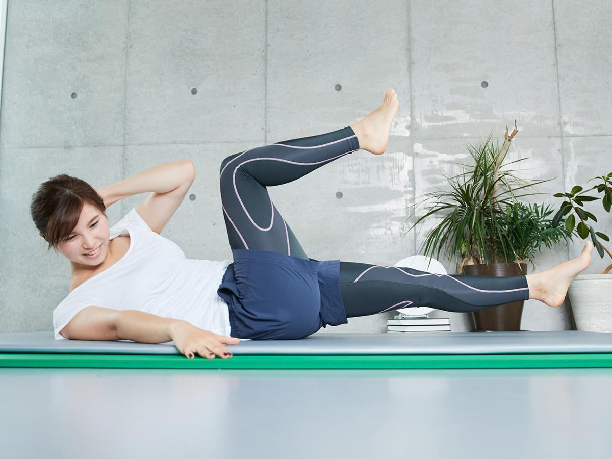 体幹強化できるトレーニングにはピラティスがおすすめ!