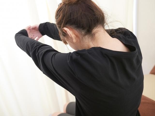 肩甲骨はがしで前鋸筋の動きがよくなる?