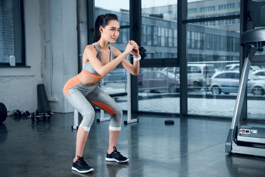 40代女性の自宅トレーニングには注意する点もあります