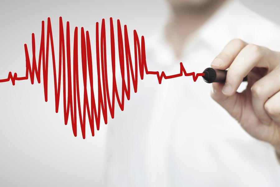 HIITは、最大心拍数の85~90%の強度で行うのが効果的だとされています