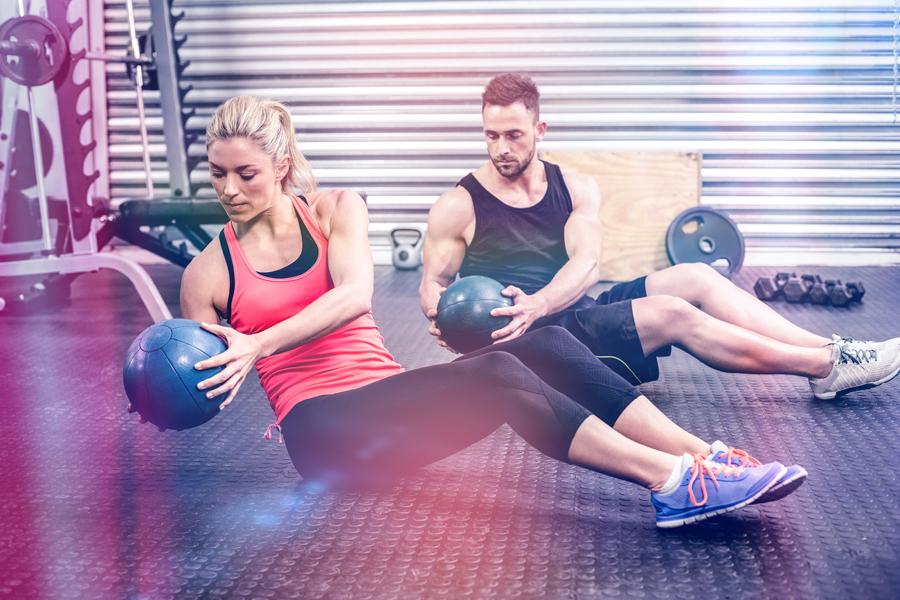 腹筋のインナーマッスルのトレーニング方法をご紹介します