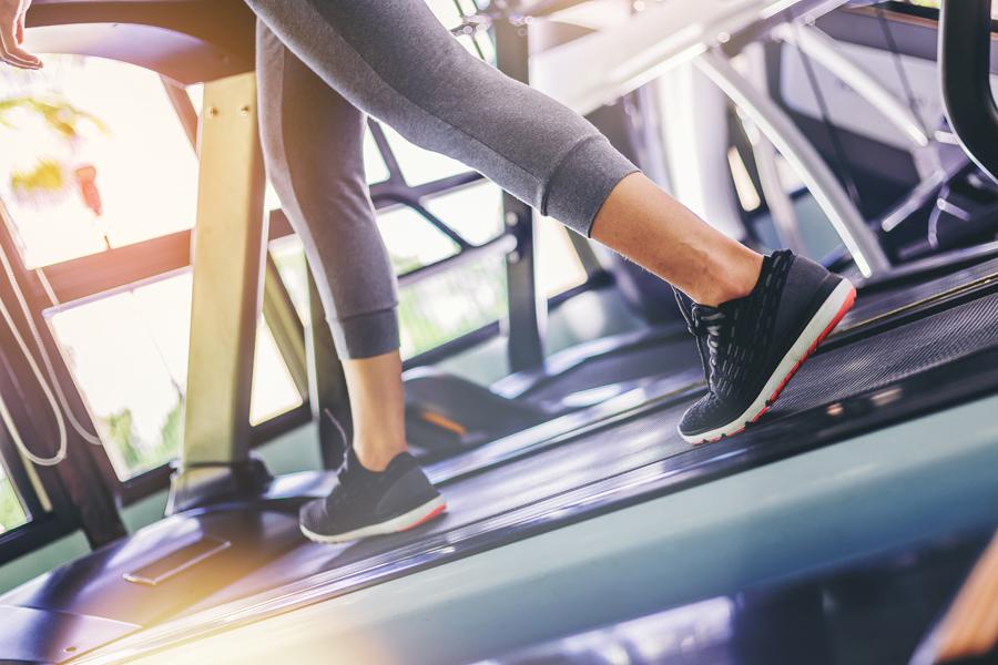 有酸素運動の運動強度はどのくらい?