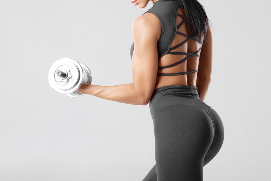 女性でも筋トレでインナーマッスルを鍛えられる?