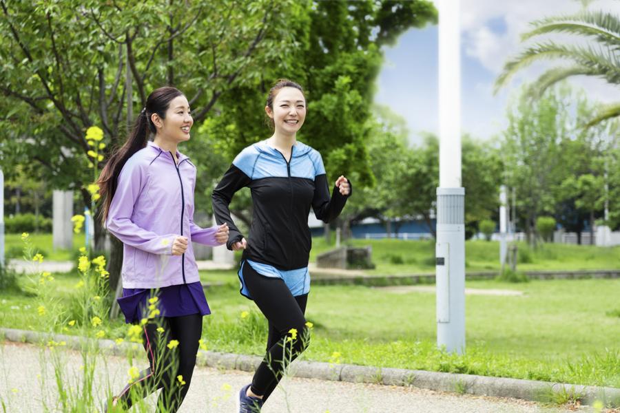 有酸素運動のジョギングがもたらす効果とは?