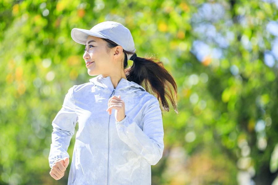 有酸素運動はストレス解消に効果的なの?