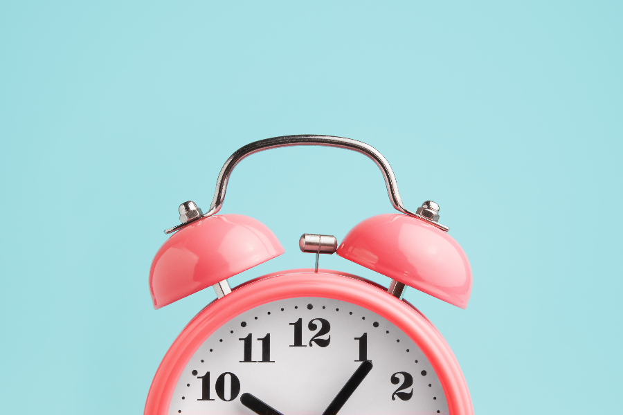 ダイエットに適した運動の時間配分例をご紹介します