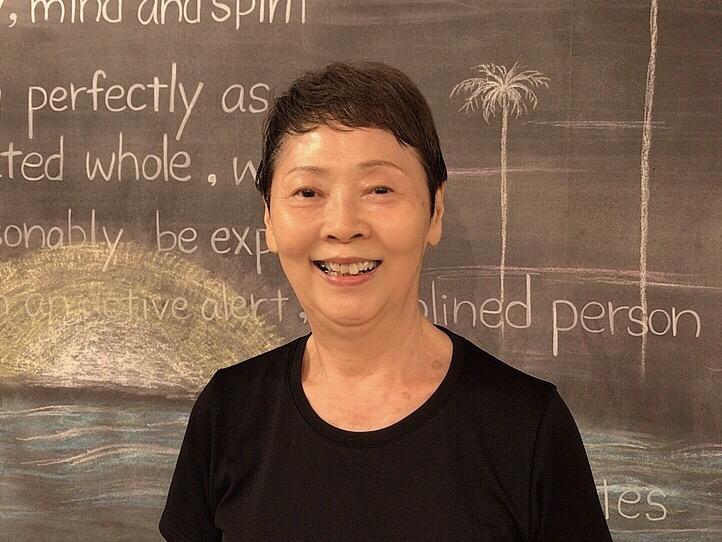 zen placeで体験したキッカケはChieko出演のフジテレビ「めざましどようび」。「ピラティスは、健康になりたいと思った時にすぐ始めるもの」と笑顔で語る73歳の会員さんに直撃インタビュー!