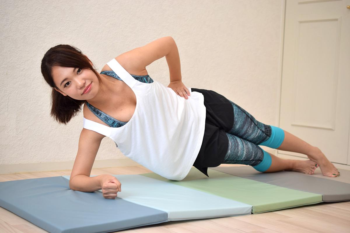 体幹の強さをチェックする方法&体幹を強化できる運動
