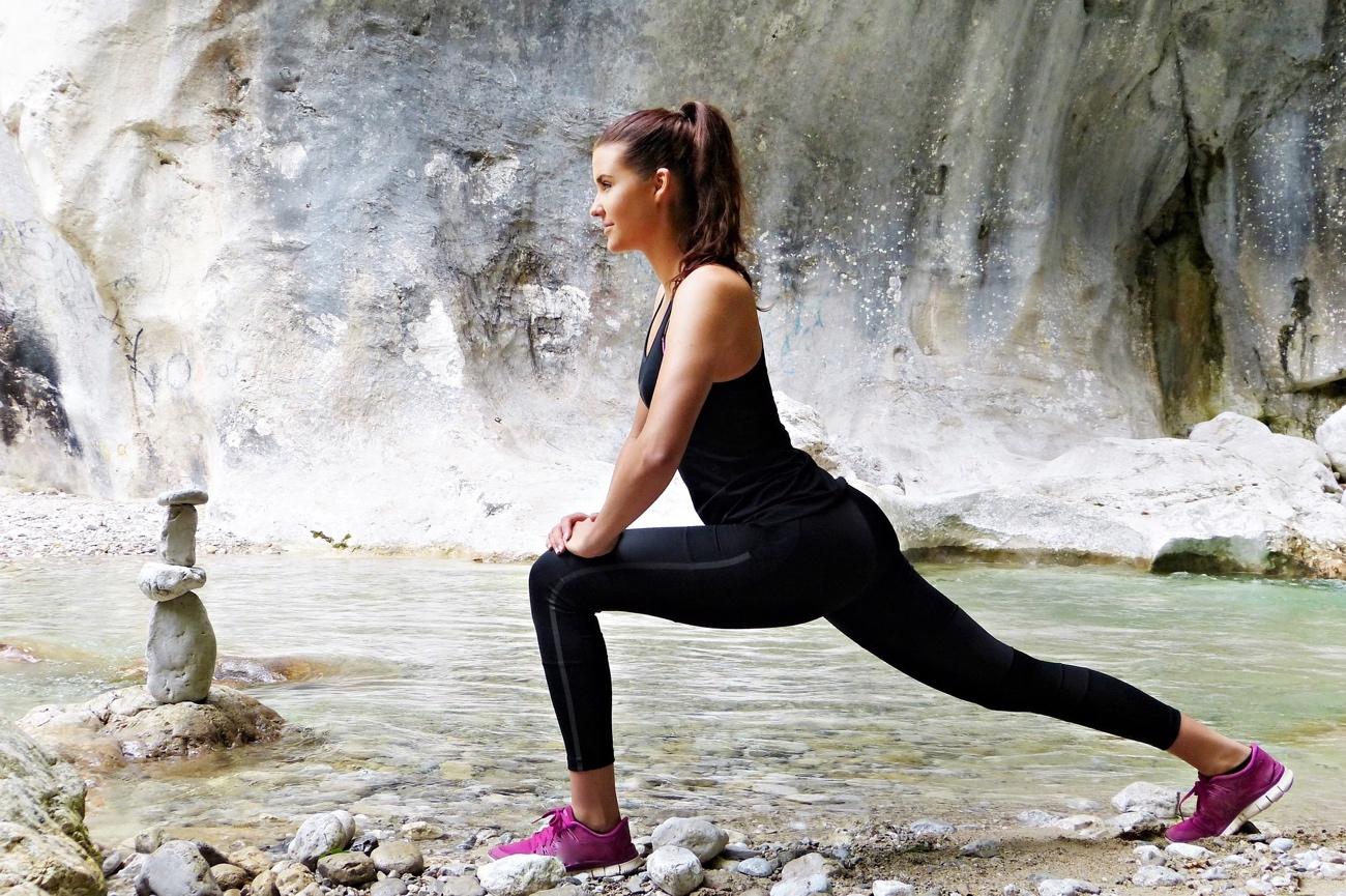体幹強化に効果的なピラティスとは