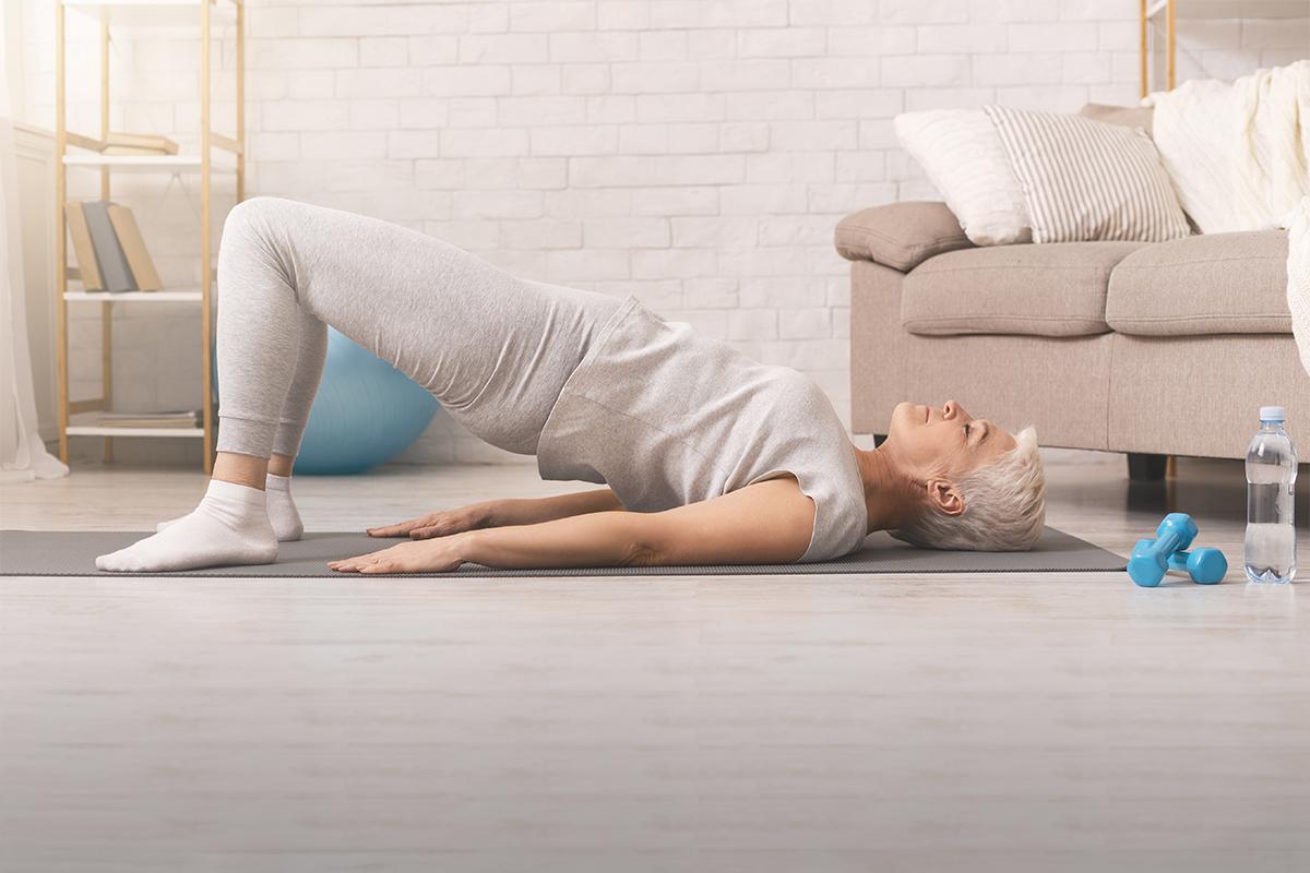 更年期障害の緩和としてピラティスがおすすめの理由とは?