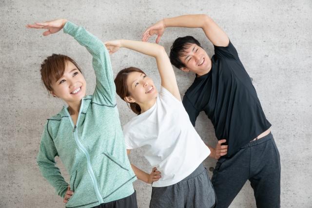 体幹強化できるおすすめピラティス3選