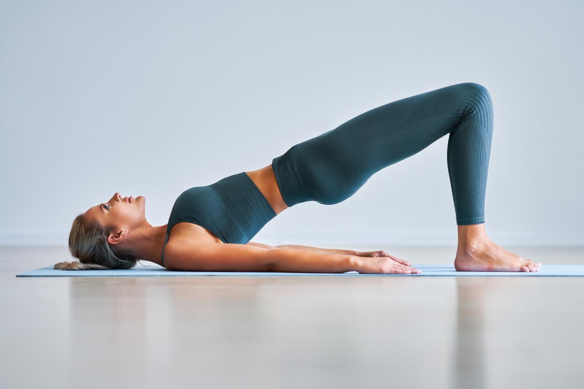 身体の歪みはピラティスで改善する!