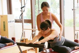 zen place pilates by BASI 三田店の画像